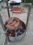 Campfire Barbecue Grills
