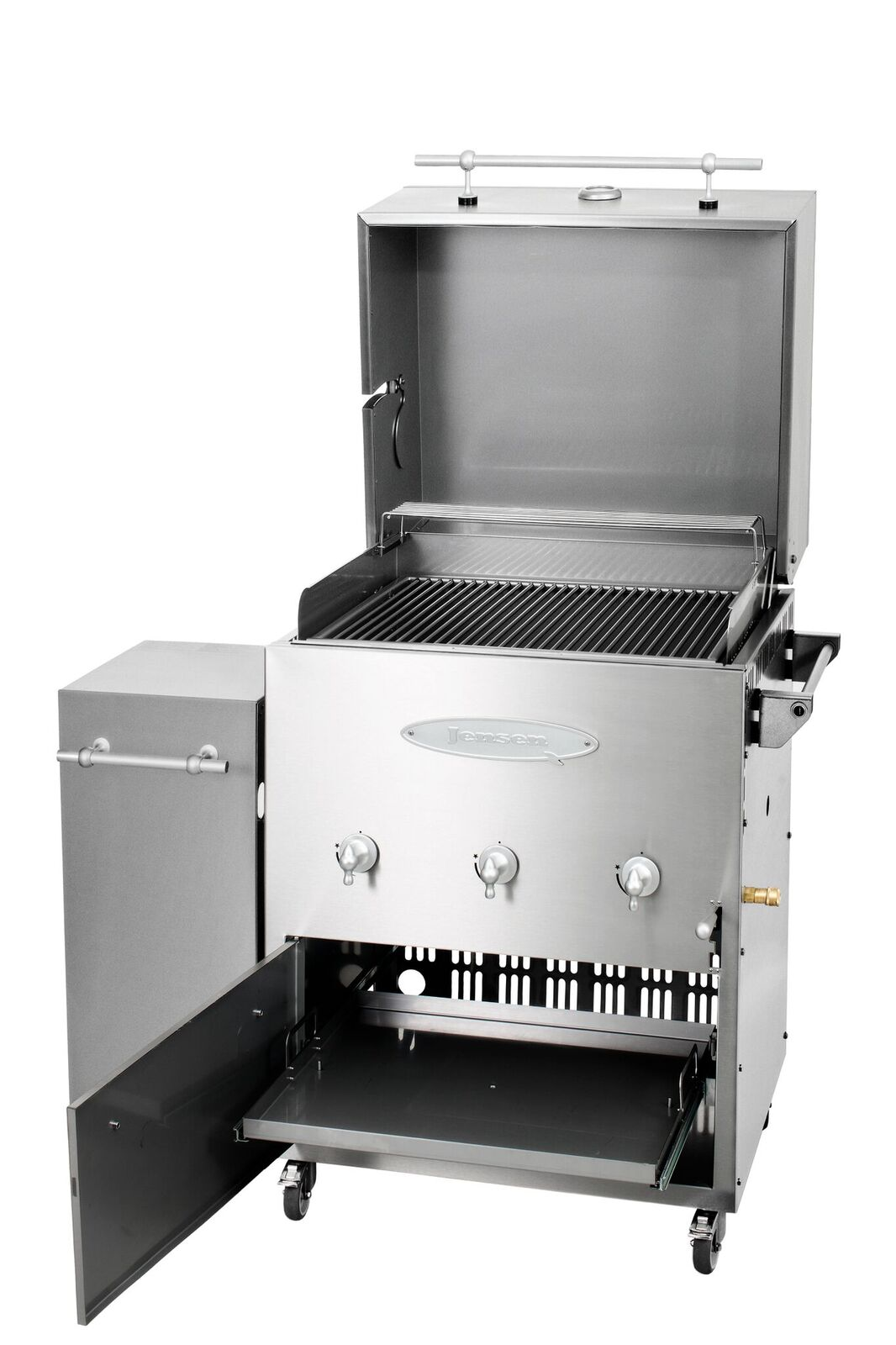 Top 10 Best BBQ Grills And Smokers 2017 Review