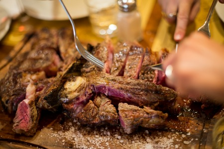 Roast Beef Fiorentina