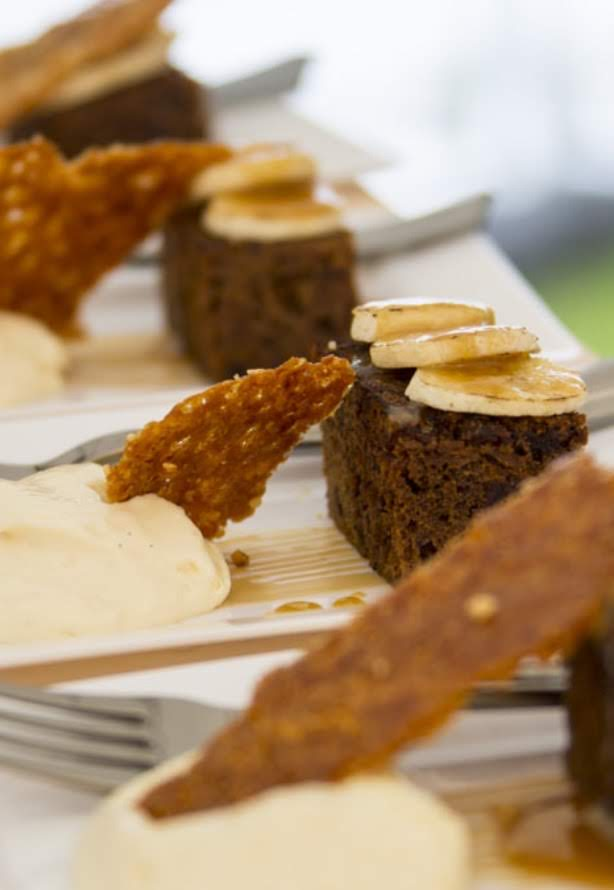Award-winning Sticky Toffee Pudding