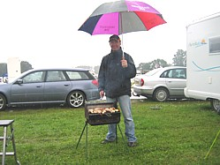 Barbecue Smoker Recipe Man