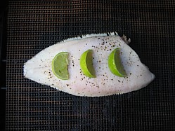 BBQ Grilled Sole Image