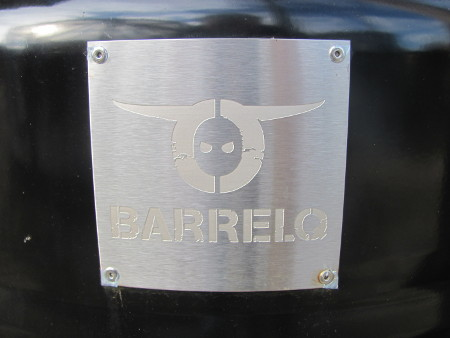 Barrel Q Oil Drum Charcoal Barbecue And Firepit Review 2018