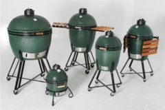 Image Of The Range Of Big Green Eggs