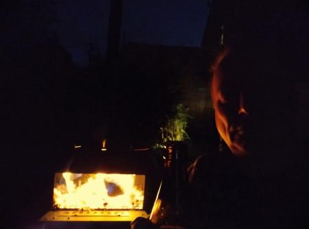 Big Pig Fire Pit Patio Heater