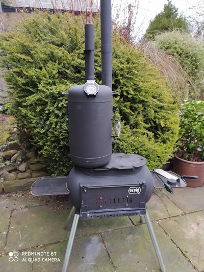 Ozpig Oven Smoker On Big Pig