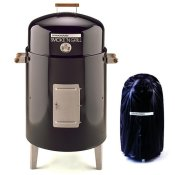 Image Of Brinkmann Double Smoke N Grill