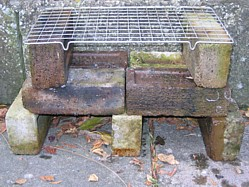 How to build a brick BBQ on the cheap.