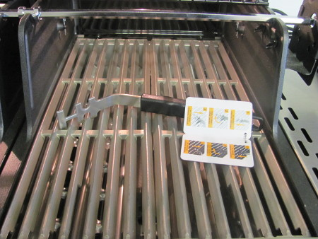 Broil King Imperial cast stainless steel grill grates
