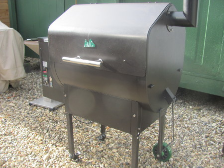Gmg Daniel Boone Electric Wood Pellet Smoker Review 2018