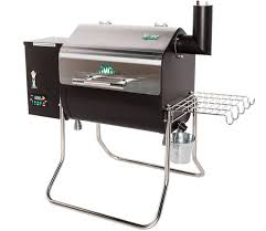 My 2017 Best Pellet Grill Is The Green Mountain Davy Crockett