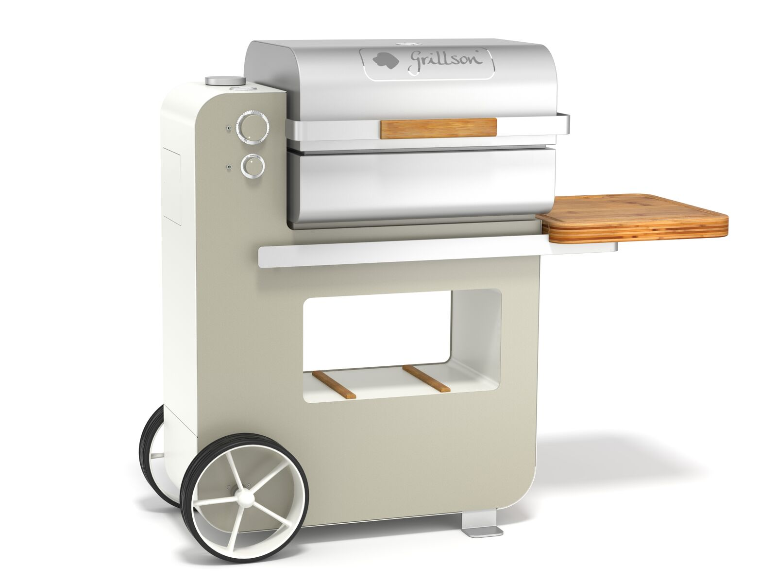 Grillson Pellet Smokers Contemporary Design
