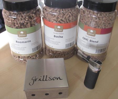 Grillson Smoke Kit