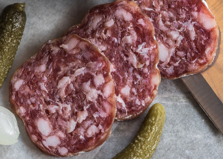 Homemade Summer Sausage Recipe