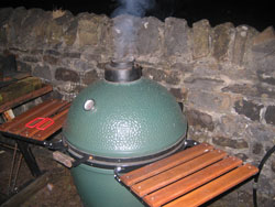 My Big Green Egg