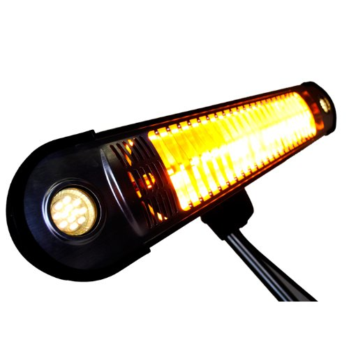 Electric Infra-red Patio Heater