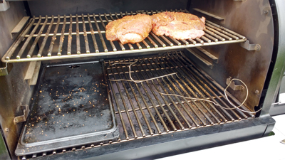 Inside the Traeger Timberline 850