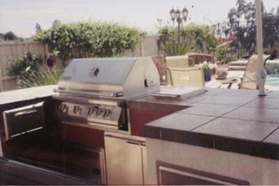Jenn Air Gas Grills