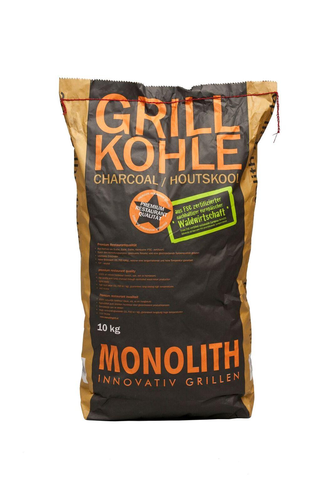 Monolith Charcoal 10Kg