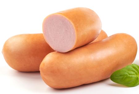 Homemade Knockwurst Sausage