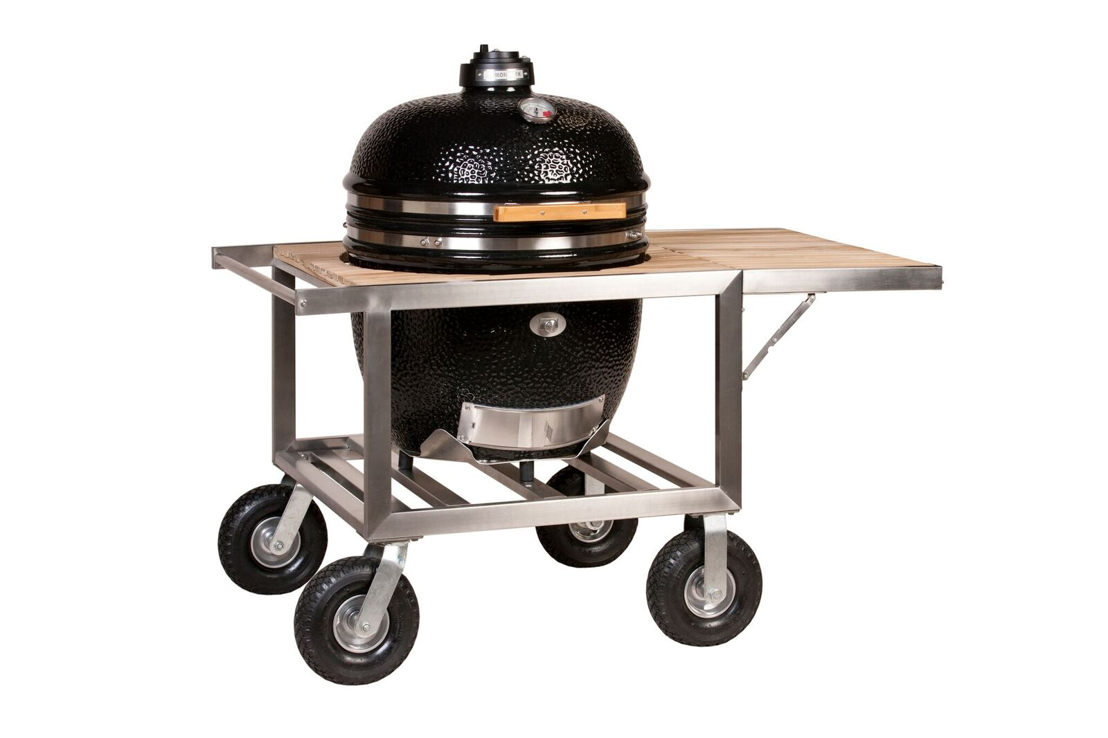 Monolith LeChef bundle including stainless steel framed buggy