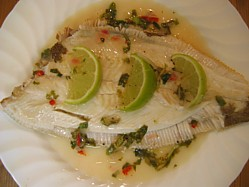 Grilled Sole Image