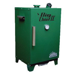 The Big Chief Electric Smoker