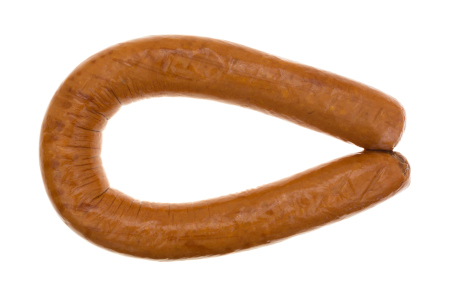 Making Polish Sausage - Homemade