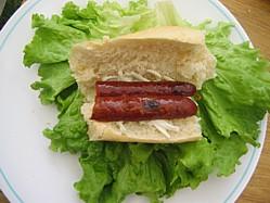 Image Merguez Sausage