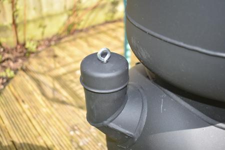 Ozpig Flue Plug