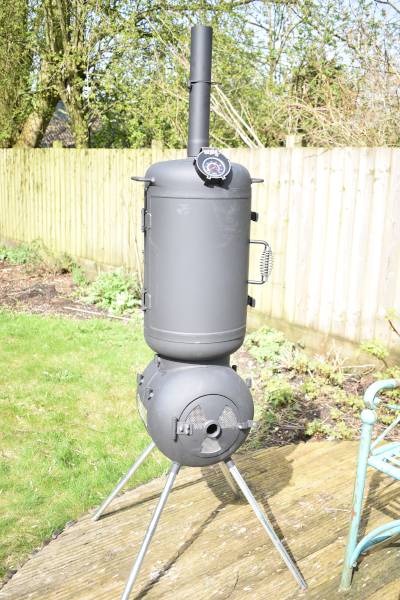 Ozpig Oven Smoker UK Review
