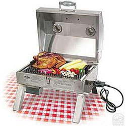 Holland Companion Portable Electric BBQ Grill