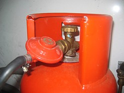 Graphic Example Of A Calor Gas Regulator