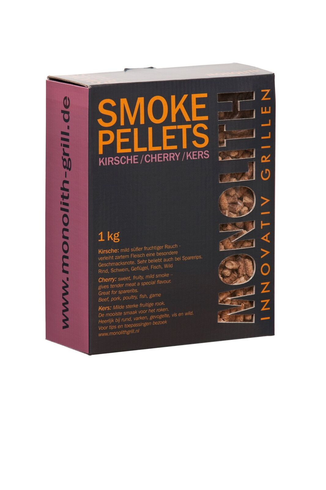 Cherry Wood Smoke Pellets 1Kg