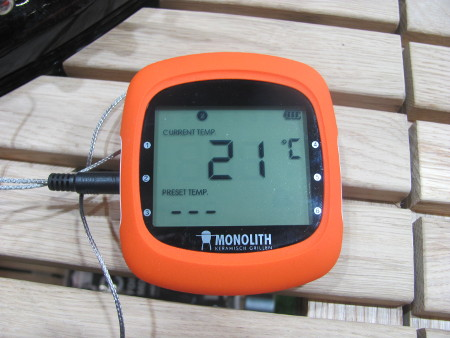 Thermolith SMART wireless thermometer