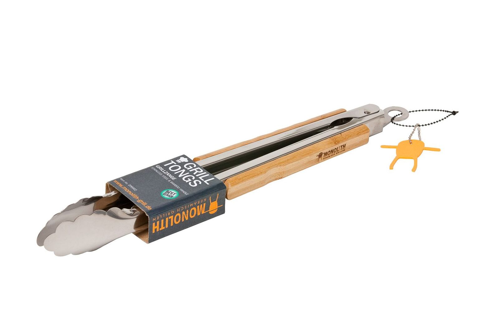 Monolith Grill Tongs