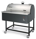 The Larger Traeger Grill