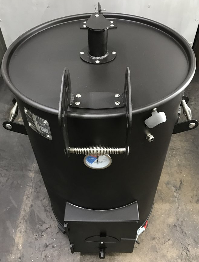 Is it an ugly drum smoker?