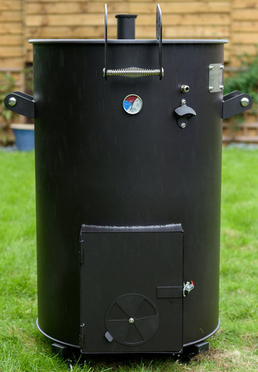 The UDS Ultimate Drum Smoker
