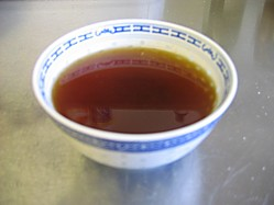 vinegar barbecue sauce
