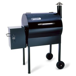 Barbecue Pit Smoker From Smith & Wesson