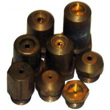 Kit for natural gas or lpg conversion