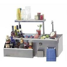Barbecue Island Inbuilt Beverage Center