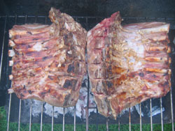 How's This For Barbecue Lamb?