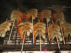 aussie barbecue shrimps