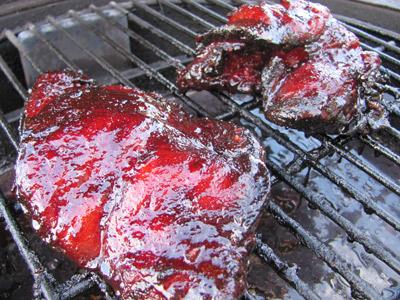Chinese Barbecue Pork (Char Siu)