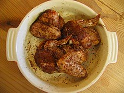 Chinese Chicken Wings Rub Image