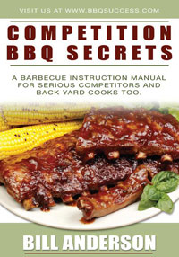 Competition Barbecue Secrets