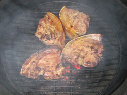Simply Grilling Pork Chops
