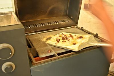 Grillson pizza set